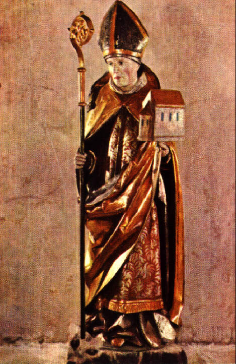 Image result for Wolfgang of Regensburg